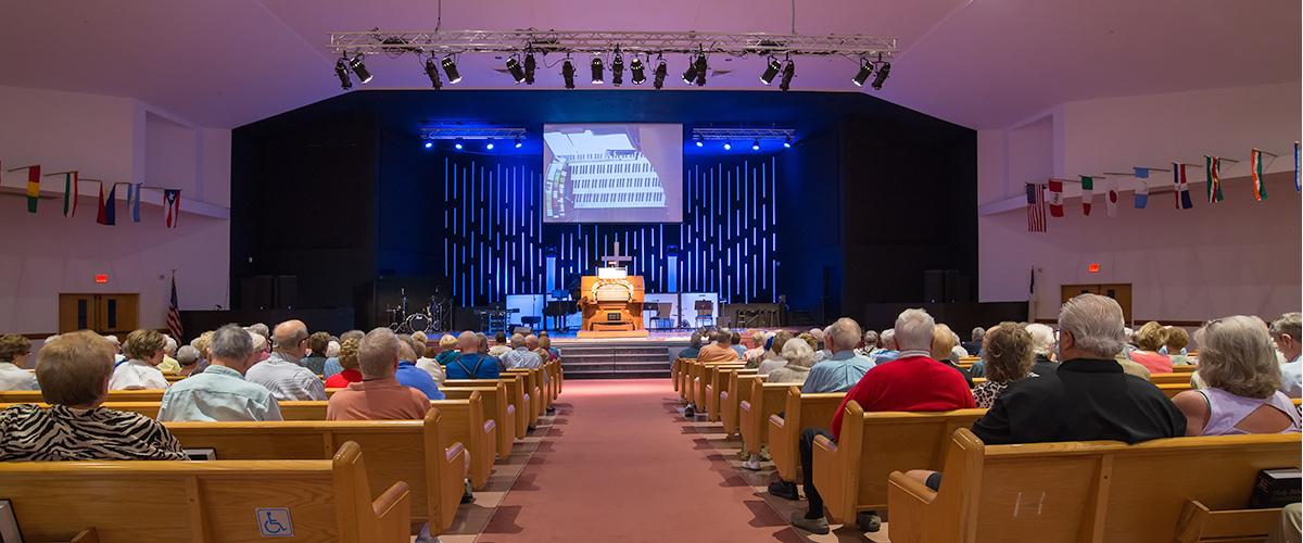 Grace Church Auditorium