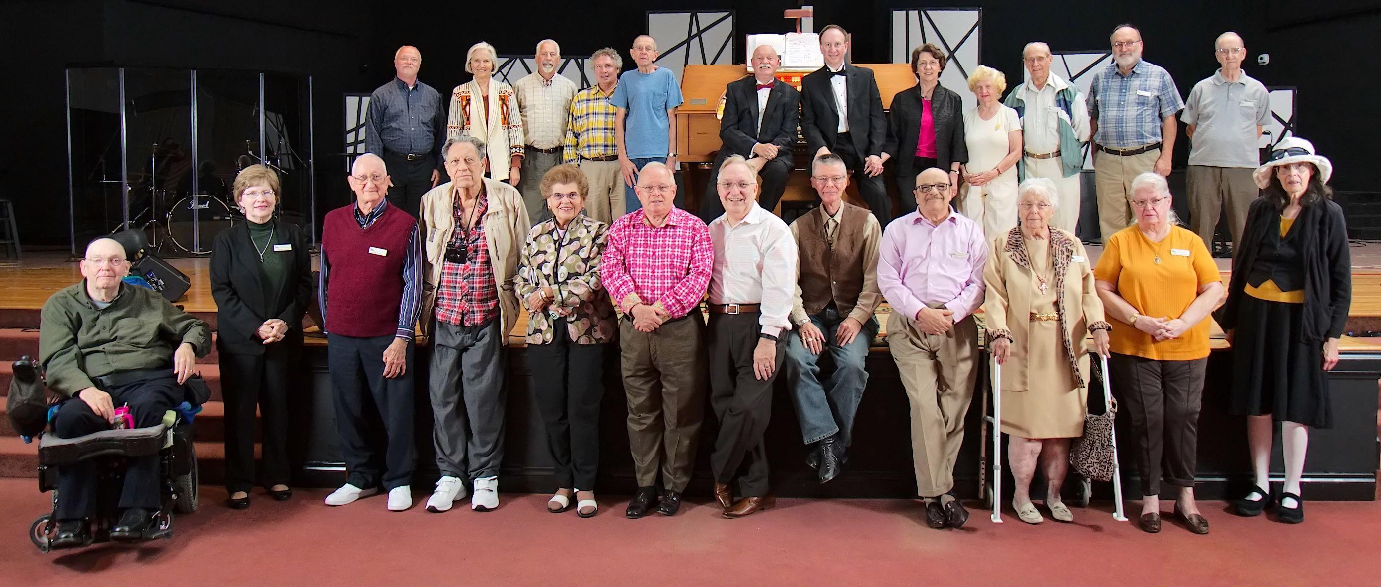 25th MTOS Anniversary group shot