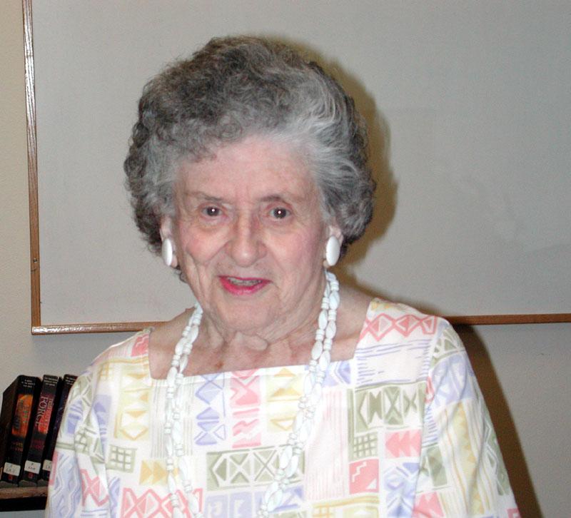 Yvonne George